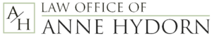 Law Office of Anne Hydorn firm logo