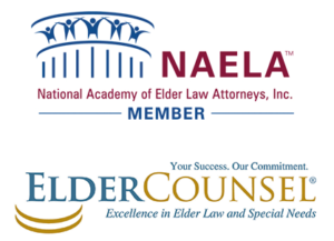 NAELA, ElderCounsel and association badges